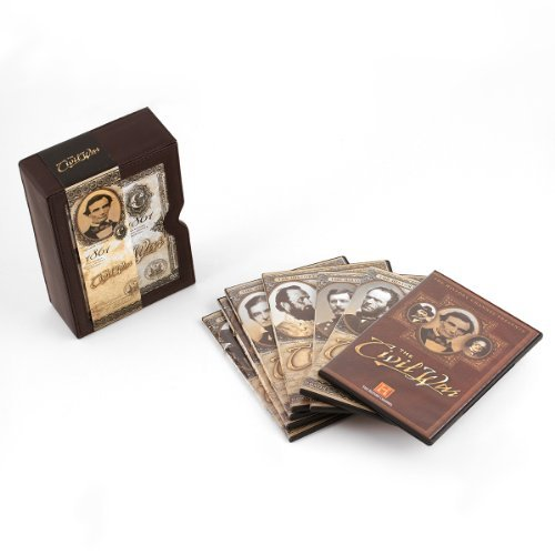 Civil War 6 DVD Box Set
