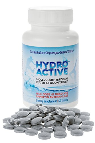 HydroActive - The Molecular Hydrogen Breakthrough Supplement by Biological Essentials