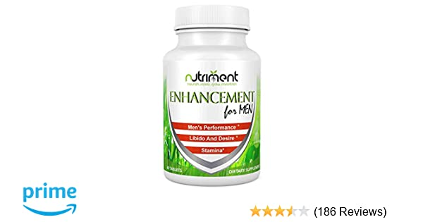 Enhancement For Men- Natural Male Enhancement Pills- Increase Size Length  and Girth- Increase