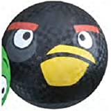 "Angry Birds 8.5"" Playground Black Ball in Display Box"