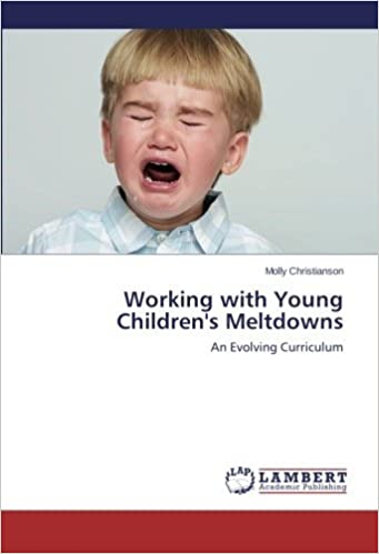 Working with Young Children's Meltdowns: An Evolving Curriculum by Christianson Molly (2014-04-16)