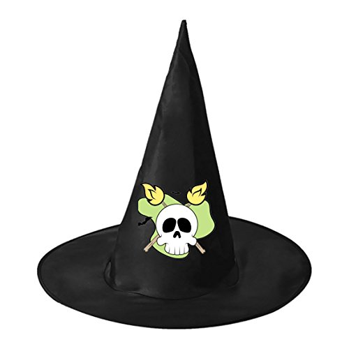 Halloween hat Happy Halloween! Wizard hat Witch Hat Buddy Black Witch Costume Hat for Halloween (Troll Costume Pregnant)