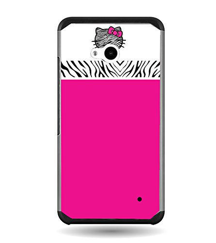 Fuson Pink Color Wallpaper Designer Back Case Cover For