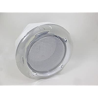 "Spa Hot Tub Clear Light Lens 5"" Face Waterway How to Video: Garden & Outdoor"