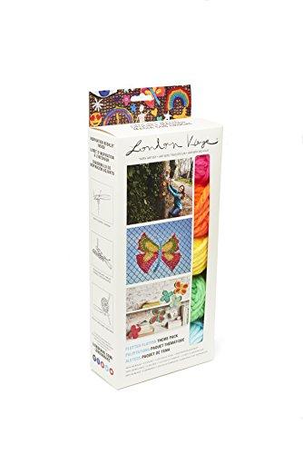 Lion Brand Yarn 3001-600 Kaye Theme Packs Yarn, Flutter