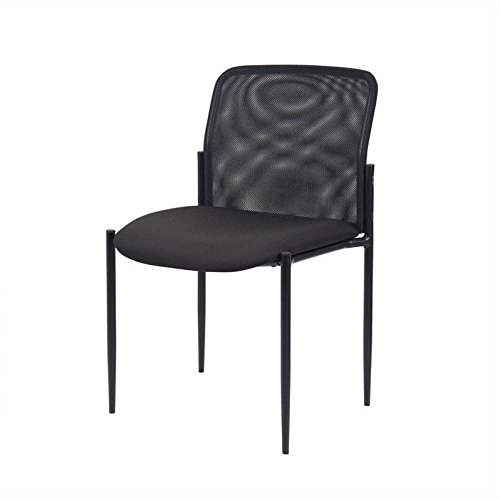 Scranton & Co Mesh Guest Chair by Scranton & Co