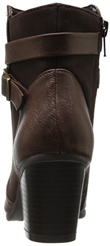 Boot Brown Combo Aerosoles Dark Invitation Women's A2 qZwxnBFTU
