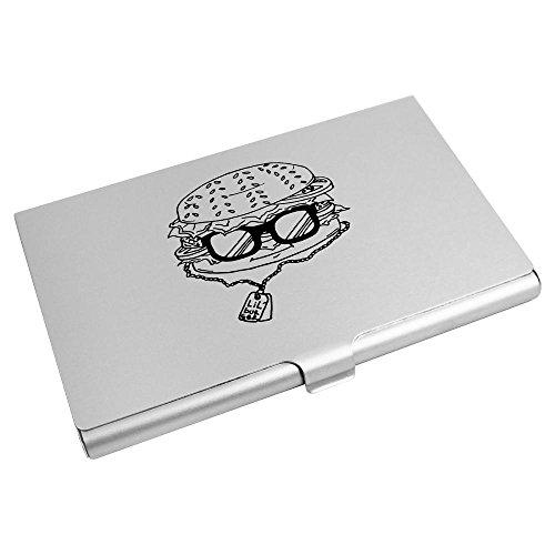 'Burger Card Credit Azeeda Wallet Business CH00004704 Card Holder Character' wvtdS