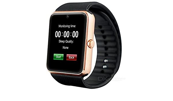 "Amazon.com: Eastor GT08 1.54"" SIM Bluetooth Smart Watch ..."