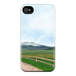 Excellent Design Cattle Country Case Cover For Iphone 4/4s by lolosakes