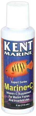 Kent Marine AKMMC4 Marine Vitamin C for Aquarium, 4-Ounce