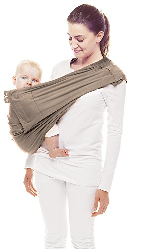 Wallaboo -Baby Sling Connection - One Size Fits All- Suitable for Newborns, Infants & Toddlers