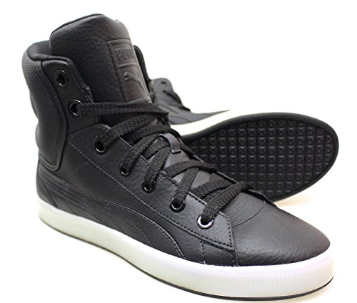 Puma 2nd round noir .Réf. 352554-04-B - Zapatos de cordones de según descripción para hombre negro negro