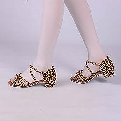Kids' Latin Ballroom Dance Shoes