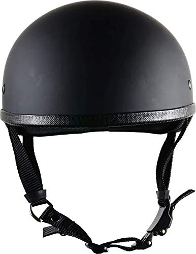 crazy al SOA Helmet Flat Black Size Small 55cm to 57 cm 21-22 inch