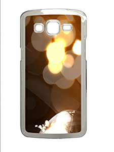 Samsung Galaxy Grand 2 7106 Case and Cover -Light Splash PC case Cover for Samsung Galaxy Grand 2 7106 ¨CTransparent