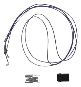 Amazon.com: GE WB17T10006 Range Surface Burner Receptacle Kit for ...