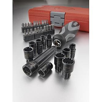 Craftsman Universal Max Axess Driver Set 32 Pc (Craftsman Ratchet Set Max)