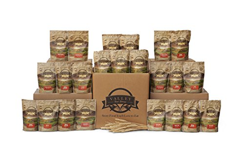 6 Month Value Long Term Pantry Supply of Healthy Freeze Dried Survival Food for Emergency Preparedness - Valley Food Storage by Valley Food Storage