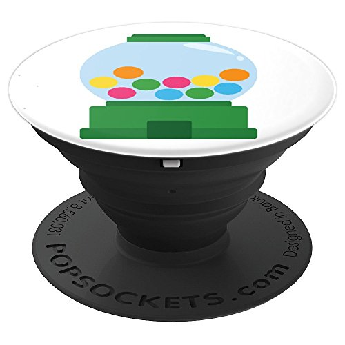 Bubble Gum Dispenser Costume Chew Candy - PopSockets Grip and Stand for Phones and Tablets ()