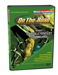 Spinervals Virtual Reality 5.0 Louisville Training Ride DVD (Virtual Fitness Dvds)