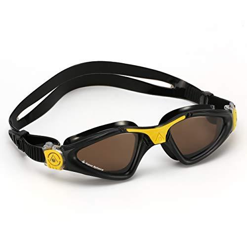Aqua Sphere Kayenne Swim Goggles with Polarized Lens (Lady Goggles)