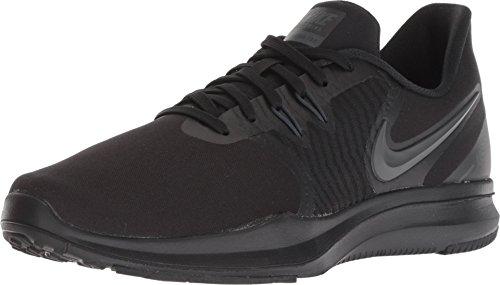 Nike Women's in-Season TR 8 Women's Training Shoes (11, Black/Black-M)