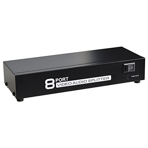 ASSEM Composite Powered Amplifier Splitter product image