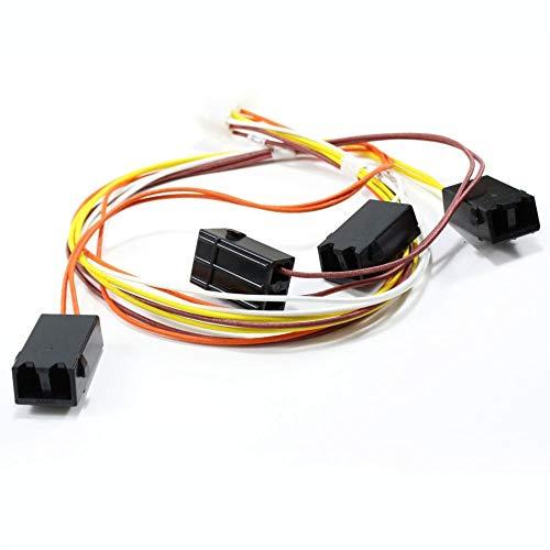 318301002 Range Main Top Wire Harness Genuine Original Equipment Manufacturer (OEM) Part