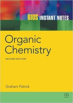 Book BIOS Instant Notes in Organic Chemistry by Graham Patrick (2004-03-10)
