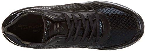 Blk 23602 Damen Sneaker 069 Schwarz Blk Tamaris Str ARq1a