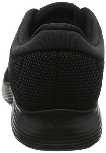 Nike Revolution 4, Scarpe Running Uomo Nero (Black / Black 002)