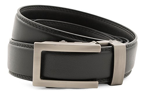 anson-belt-buckle-mens-traditional-gunmetal-buckle-with-black-leather-strap