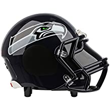 NIMA Portable Bluetooth Speaker, [Officially Licensed by NFL] NFL Football Helmet Small Stereo Speaker with Built-in-Mic, Hands-free Call, AUX, Built-in-Subwoofer, HD Sound and Bass