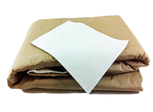 Moving Paper Pads (50 pack) Triple Layer Furniture Paper Blanket by Uboxes (Image #3)