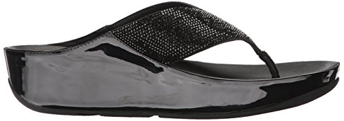 fitflop Crystall Sandal Women's Black Crystall Women's Black Crystall Sandal fitflop Women's fitflop UqrZUzA