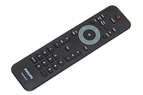 OEM Philips Remote Control Originally Shipped With: 42PFL3704D, 42PFL3704D/F7, 26PFL4507, 26PFL4507/F7, 19PFL4505D, 19PFL4505D/F7