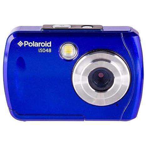 amazon com polaroid is048 waterproof instant sharing 16 mp digital
