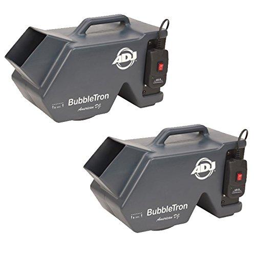 American DJ BubbleTron Portable Bubble Machine Pair by American DJ