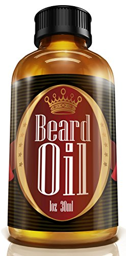 Mens Choice Beard Oil Ingredients product image