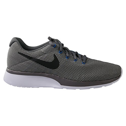 Racer Plush - NIKE Mens Tanjun Racer Gunsmoke/Black-Atmosphere Grey 921669-006 (9 D(M) US)