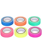 Eco-Friendly Durable Waterproof Glow in The Dark Tape, Luminous Tape, for Labels for Color Coding