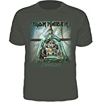 Camiseta Iron Maiden Aces High
