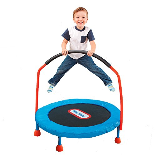Why Should You Buy Little Tikes Easy Store 3′ Trampoline