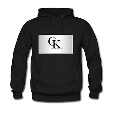 Sonya Jackson Calvin klein Men's Fashion Slim Long Sleeves Sports Style Hoodie With CK Logo