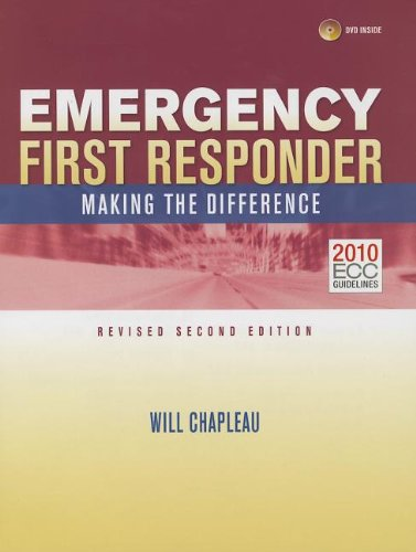 Emergency First Responder: Making the Difference