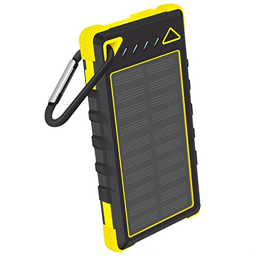 Universal Solar Charger - 8