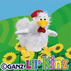 Lil' Kinz Chicken from Webkinz