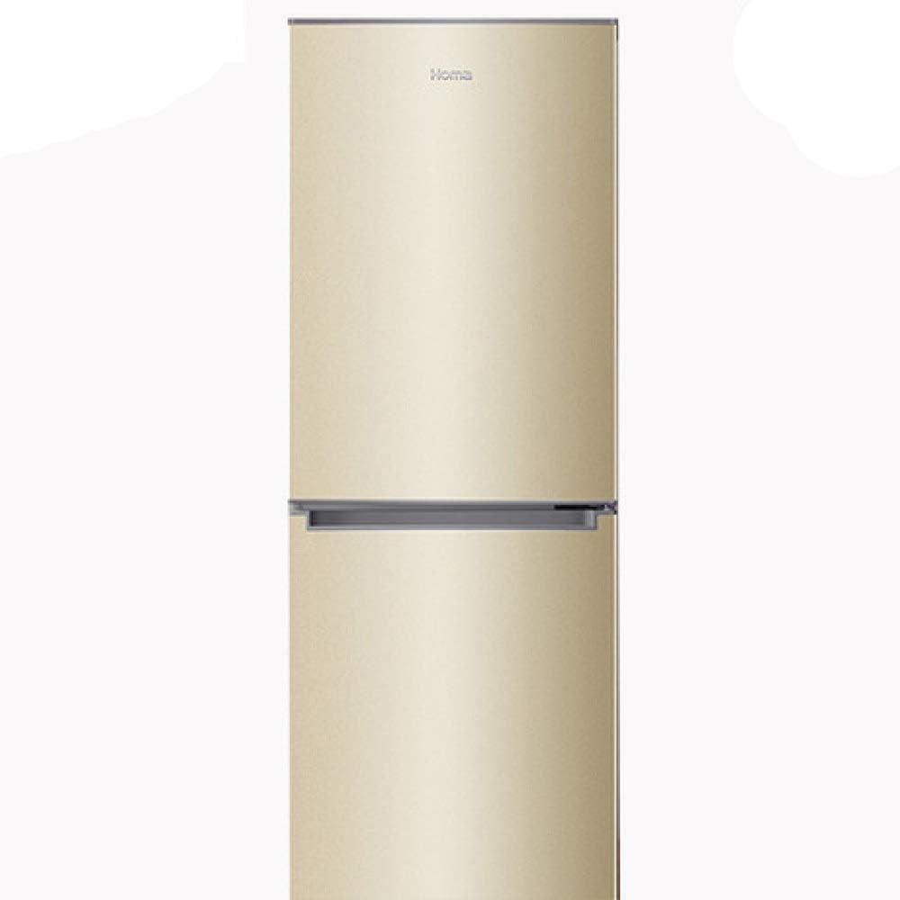 MYYQ Doble Puerta refrigerador hogar pequeño refrigerador Tipo ...
