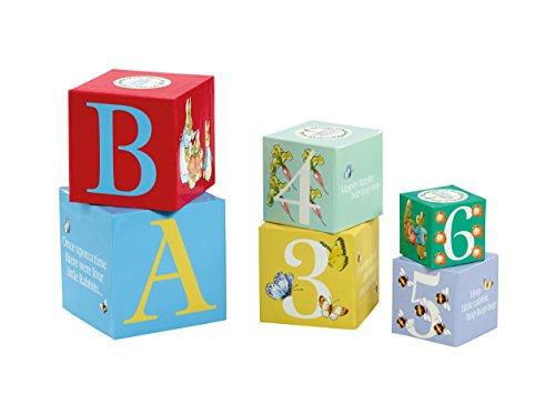 Beatrix Potter, Stacking Blocks Baby Toy